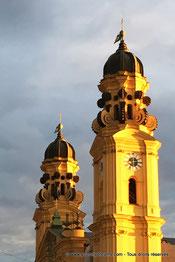 Église des Théatiner à Munich