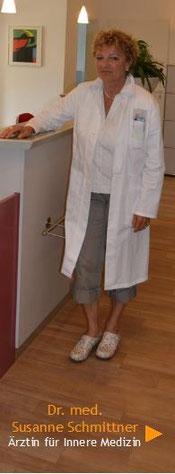 zum Lebenslauf von Dr. Susanne Schmittner