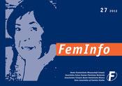 FemInfo Nr. 27 2012