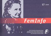 FemInfo Nr. 17 2009