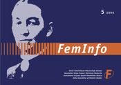 FemInfo Nr. 5 2006