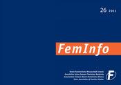 FemInfo Nr. 26 2011