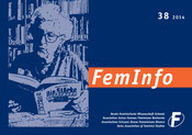 FemInfo Nr. 38 2014