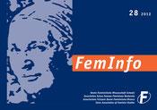 FemInfo Nr. 28 2012