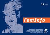FemInfo Nr. 34 2013