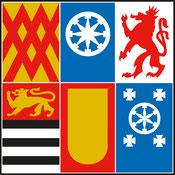 Offizielles Wappen der Stadt Mülheim an der Ruhr