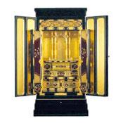 純金箔仏壇