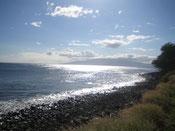 Strand in Maui, Hawaii