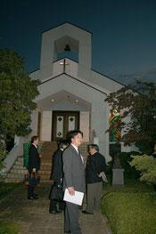教会にて例会が開催されました。