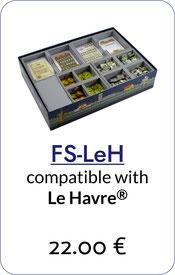 folded space insert organizer Le Havre