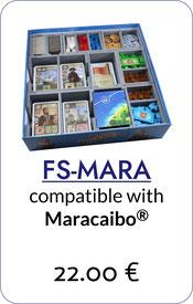 insert organizer maracaibo la armada foamcore