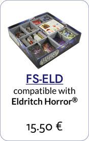 insert organizer eldritch horror foamcore