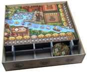 folded space insert organizer rajas of the ganges