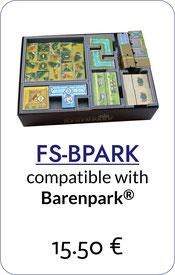 insert organizer barenpark bad news bears