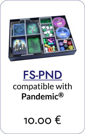 folded space insert organizer pandemic on the brink in the lab state of emergency