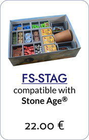 folded space stone age the expansion mammoth herd foam core