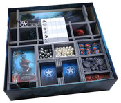 folded space insert organizer abyss