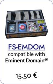 insert organizer eminent domain foamcore