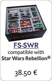 folded space insert organizer star wars rebellion