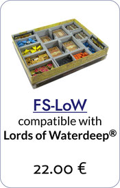 folded space insert organizer lords of waterdeep