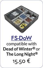 insert organizer dead of winter long night