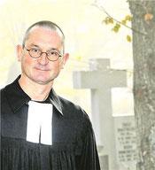 Jens Adam, Pfarrer in Büchenbronn
