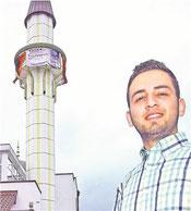 Halil Sahin, Generalsekretär der Fatih-Moschee