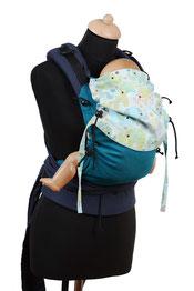 Huckepack Half Buckle Baby exklusiv