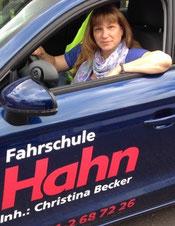 Inhaberin Christina Krichbaum