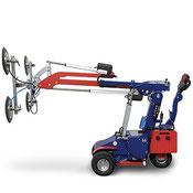 Glaslifter Glasroboter bis 350 kg mieten