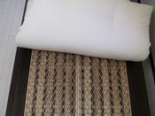 組子ベッド+木綿わた敷きふとん