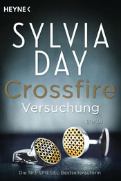 Crossfire Versuchung Sylvia Day Buchtipp Rezension