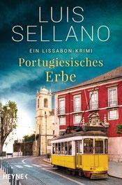 Portugiesisches Erbe Lissabon Krimi Luis Seeland Buchtipp Rezension