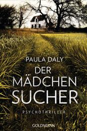 Der Mädchensucher Paula Daly Rezension Buchtipp
