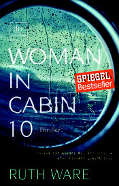 Buchcover, dtv, Woman in Cabin 10, Thriller, The Booklettes