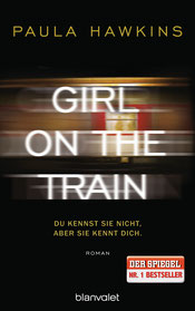 Girl on the train Paula Hawkins Buchtipp Rezension