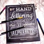 Handlettering Die 33 schönsten Alphabete