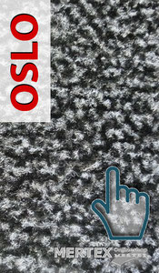 Schmutzfangteppich - OSLO fuer Innen-/ Aussenbereich