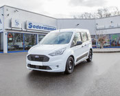 behindertengerechter Ford Tourneo Connect Umbau Sodermanns