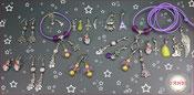 Adventskalender-Adventskalenderfüllung-Schmuck-Adventskalender-Kinder-Kind-Kinderkette-Ohrringe-Engel-Schutz