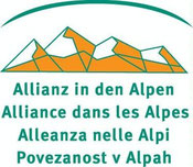 Allianz in den Alpen