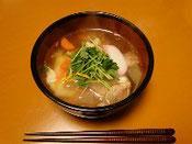 Hiroの雑煮
