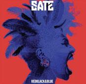 Sate Red Black & Blue review, album sate , Sate Red Black & Blue, Beauvaizine articles, Blues Autour du Zinc article, programme Red Black & Blues