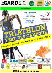 Triathlon des Camboux 2018