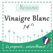 Vinaigre blanc Naturasphere