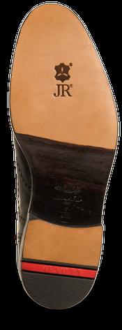 LLOYD-Schuh mit neuer Rendenbachledersohle und neuem Ledergummiabsatz