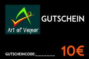 10€ Geschenkgutschein