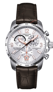 DS Podium Chronograph GMT C001.639.16.037.01
