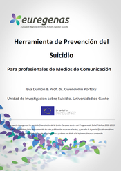 Euregenas. Herramienta de Prevención del Suicidio para profesionales de Medios de Comunicación.