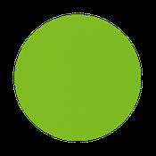 neon-green pedgum BE16/ZS10/LIN10/RO10